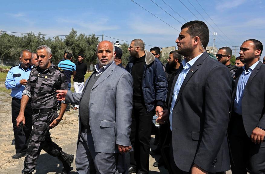 """أبو نعيم: لدينا """"طرف خيط قوي"""" للوصول لمنفذي استهداف موكب الحمدالله"""