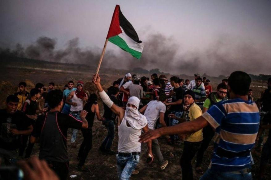 إدانة حق الشعب الفلسطيني بالمقاومة
