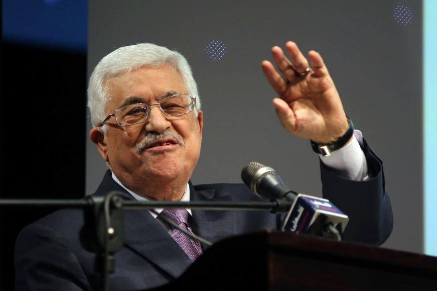 «عباس» جسور المحبة لإسرائيل والحصار والحرق لغزة