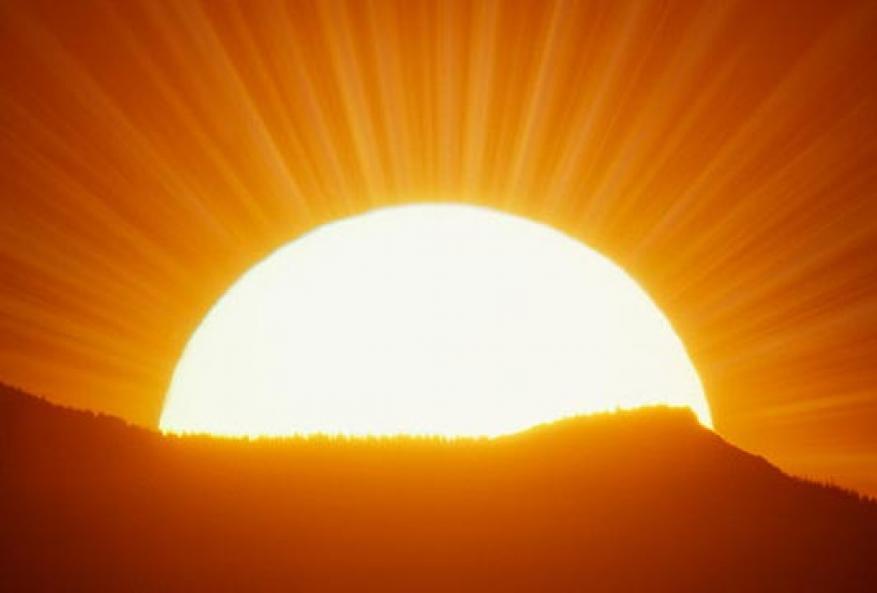 فلسطين: أجواء شديدة الحرارة وتحذيرات من التعرض لأشعة الشمس