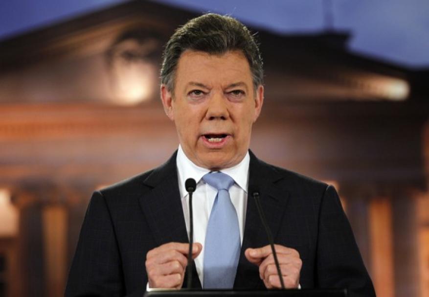 الرئيس الكولومبي: سنتعامل بقسوة مع الحكومة الفنزويلية