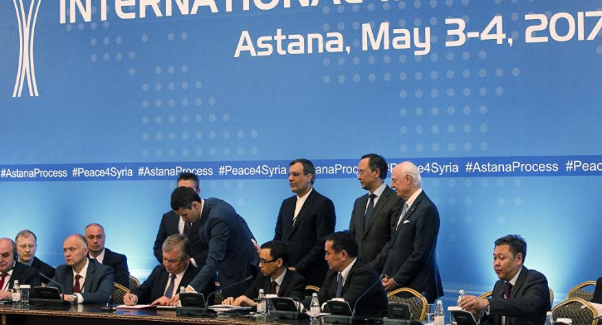 ممثلو المعارضة السورية المسلحة يؤكدون مشاركتهم في أستانا 6