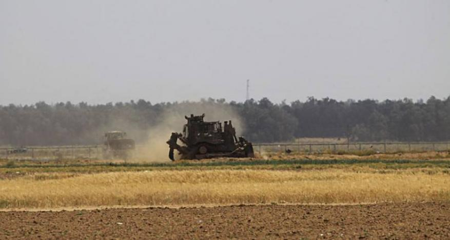 """توغل """"اسرائيلي"""" محدود جنوب قطاع غزة"""