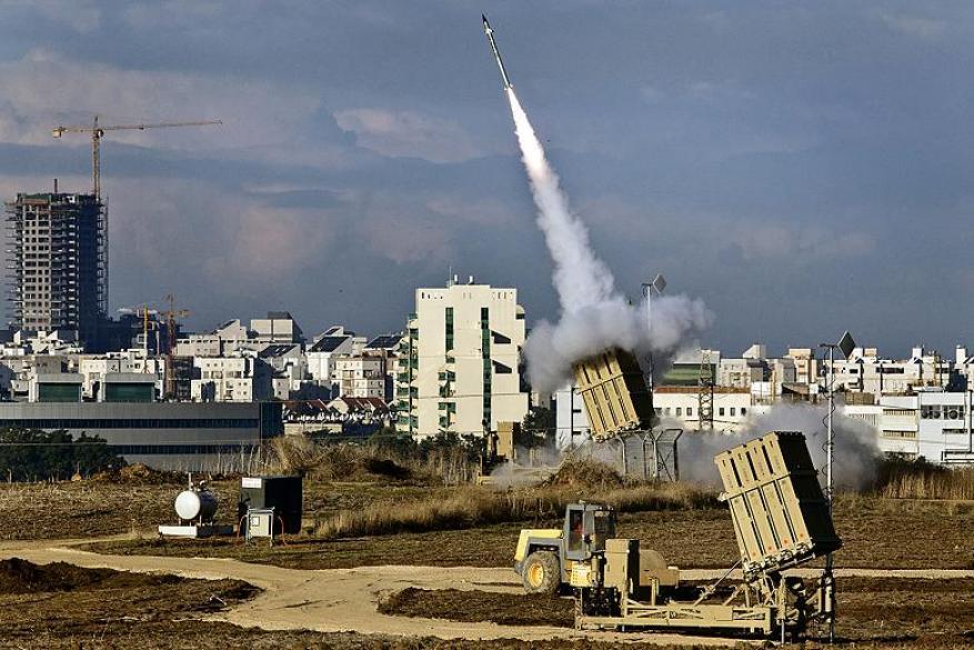 """الولايات المتحدة تنوي شراء """"القبة الحديدية"""" من """"إسرائيل"""""""