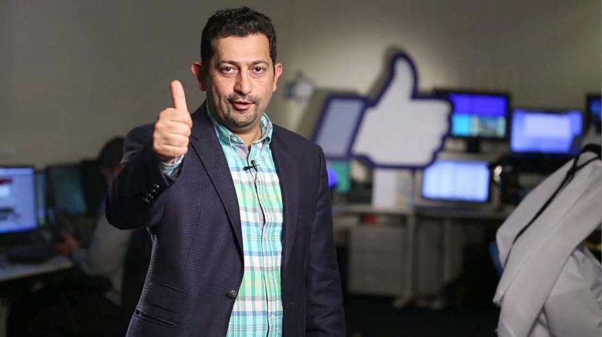 """استقالة مدير عام قناة """"الجزيرة"""" ياسر أبو هلالة"""