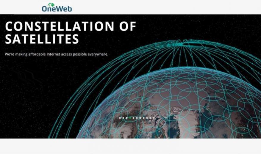 شركة أمريكية تقترب من توفير الإنترنت الفضائي للأرض