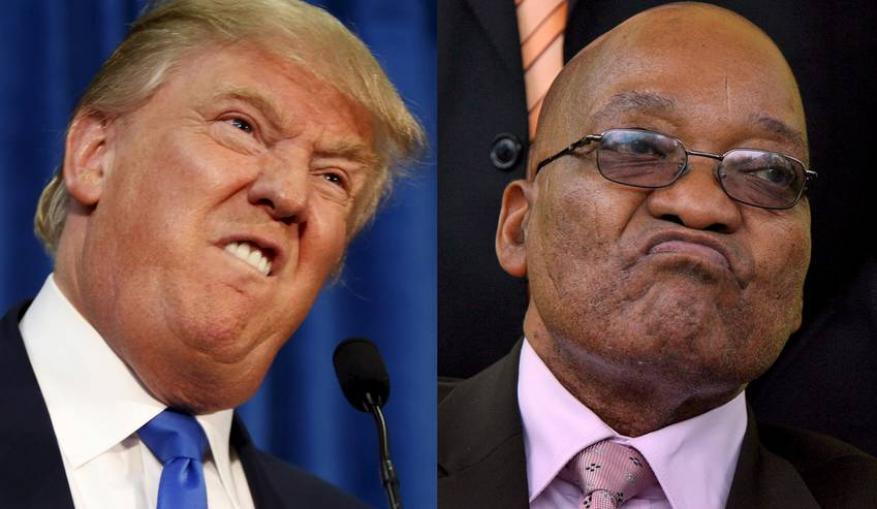 """ترامب يفتح النار على نفسه.. دول أفريقية تطالب ترمب بالاعتذار عن وصفها بـ""""الحثالة"""""""