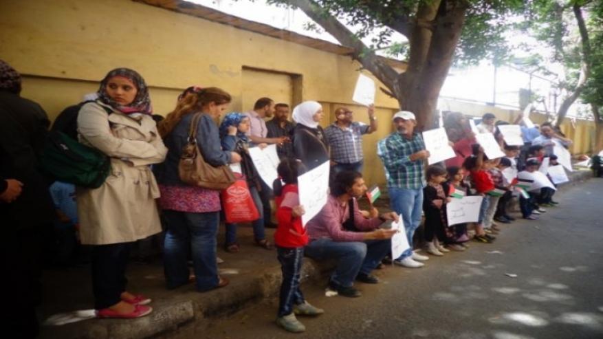 عشرات الطلاب الفلسطينيين السوريين محرومون من حقهم بالتعليم في مصر