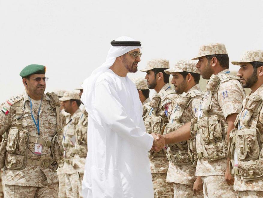 الإمارات تبلغ عن تنفيذها هجوم عسكري خلال ساعات .. ضد من؟