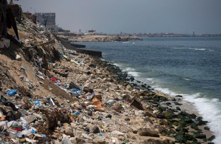 """On my sixth visit, I've never seen Gaza so devastated"""