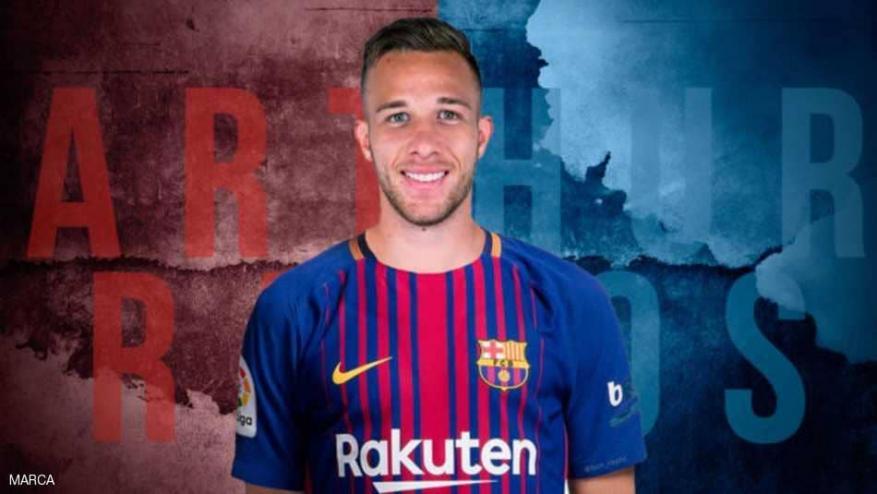 برازيلي جديد في برشلونة.. النادي يُعلن لجمهوره التفاصيل