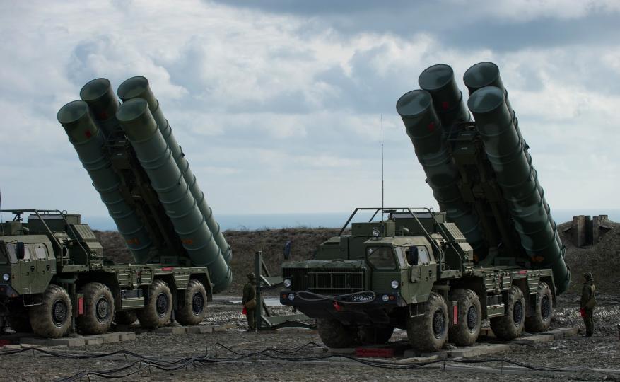 """تركيا تشتري منظومة صواريخ """"أس 400"""" من روسيا"""