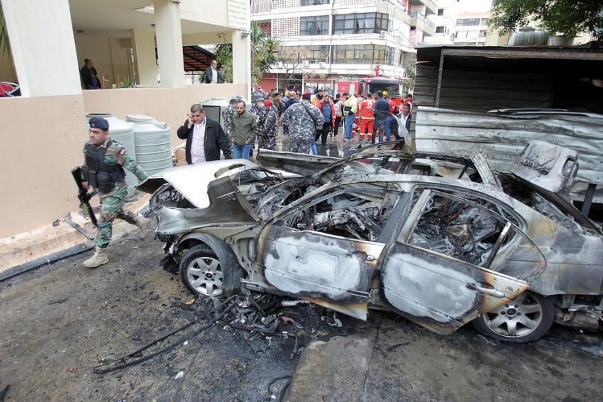 مسؤول حماس بصيدا لشهاب: الانفجار استهدف أحد كوادر الحركة