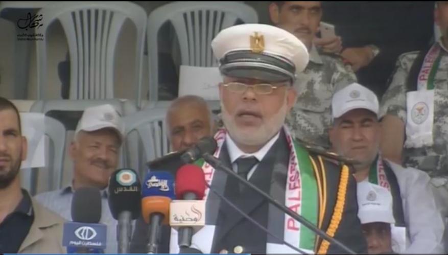 أبونعيم: لن نسمح بالعبث بأمننا وبالأمن المصري وعازمون على ضبط الحدود