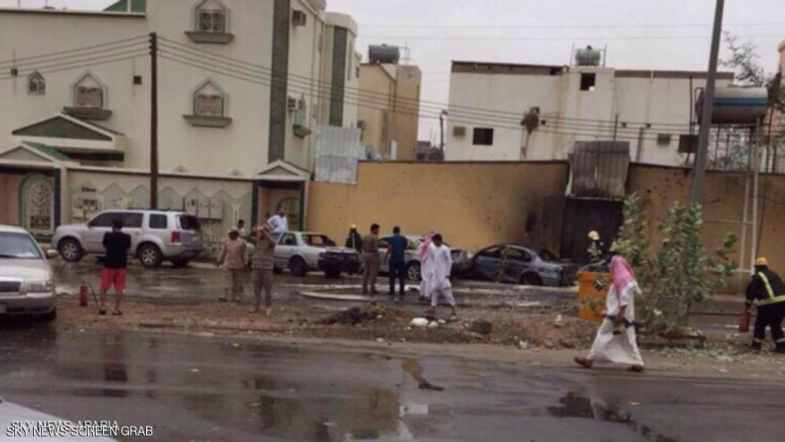 """إصابة مواطنة سعودية جراء سقوط صاروخ """"حوثي"""" في نجران"""