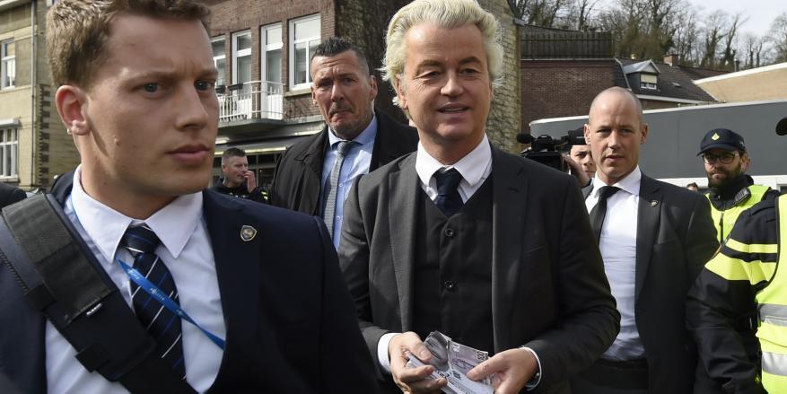 تفاصيل مثيرة عن علاقة زعيم اليمين الهولندي بإسرائيل... تعرف عليها