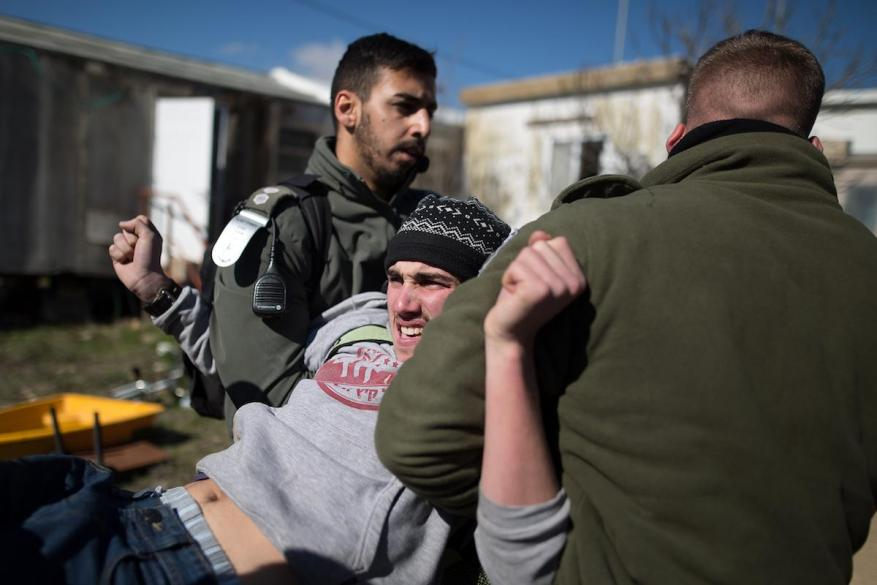 Israel pays $17.5m compensation to illegal Amona settlers
