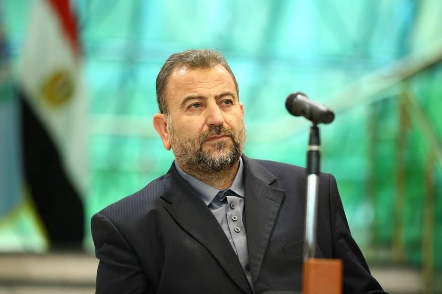 العاروري: استهداف الحمد لله محاولة من الاحتلال للعبث في الساحة الفلسطينية