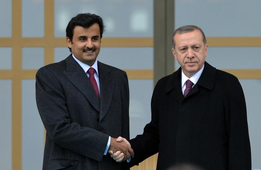 أمير قطر يزور تركيا الجمعة في أول زيارة خارجية له منذ الحصار