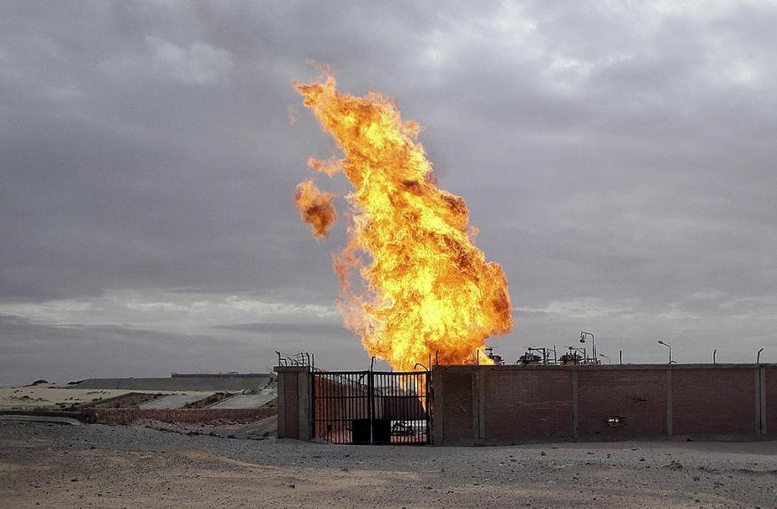 """البحث عن طريق لتوريد الغاز """"الإسرائيلي """" لمصر بعيدا عن سيناء"""