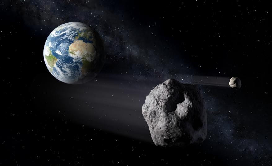 """ناسا تحذر: """"2016 NF23"""" الأكبر من الهرم اقترب من الأرض"""