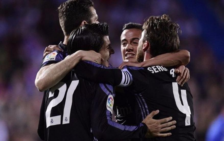 موراتا يقود ريال مدريد لتجاوز ليغانيس والحفاظ على الصدارة