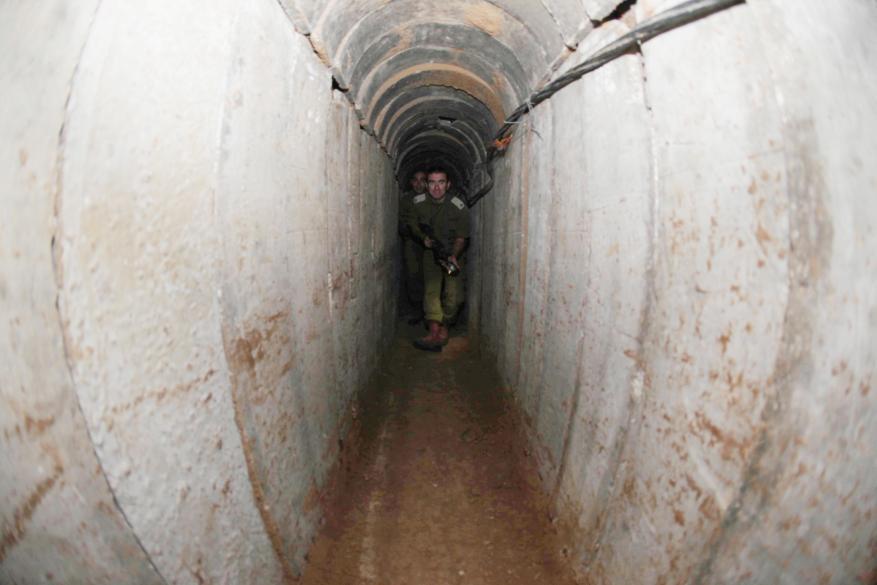 لماذا لجأ جيش الاحتلال للتدريب على اقتحام الأنفاق ؟