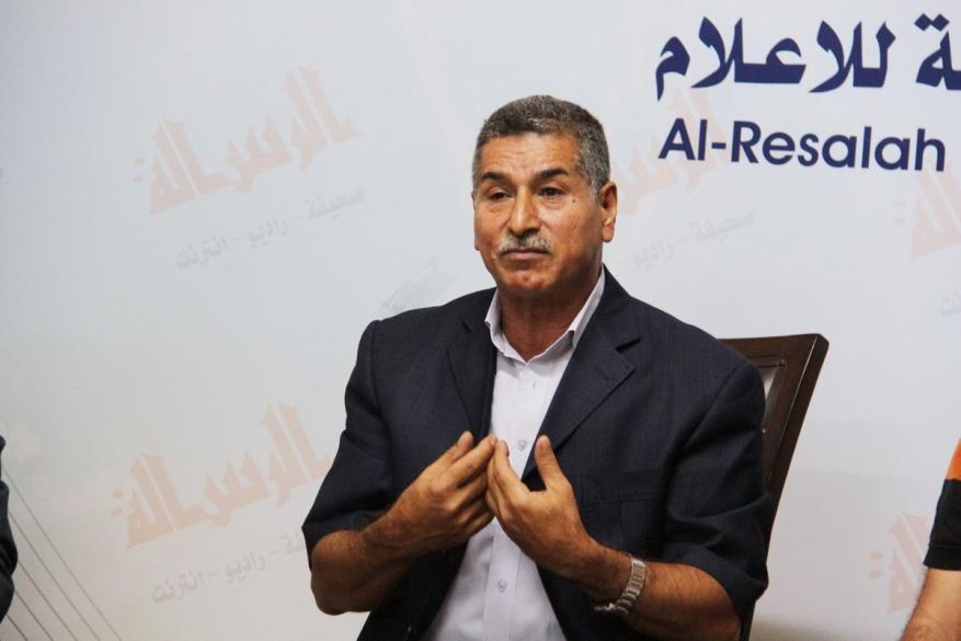 الجبهة الديمقراطية لشهاب: الأسباب السياسية التي دفعتنا لمقاطعة المجلس المركزي لم تزول