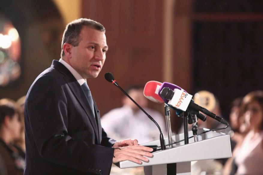 وزير الخارجية اللبناني: المس باستقرار لبنان سيؤثر على المنطقة وأوروبا