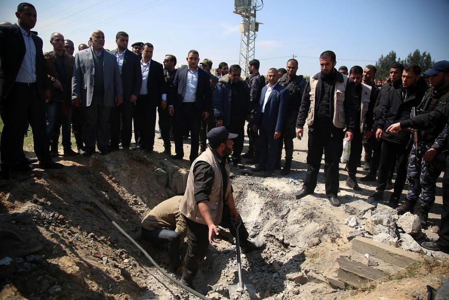 الداخلية بغزة: تشكيل لجنة تحقيق على أعلى مستوى أمني لكشف ملابسات استهداف موكب الحمد الله