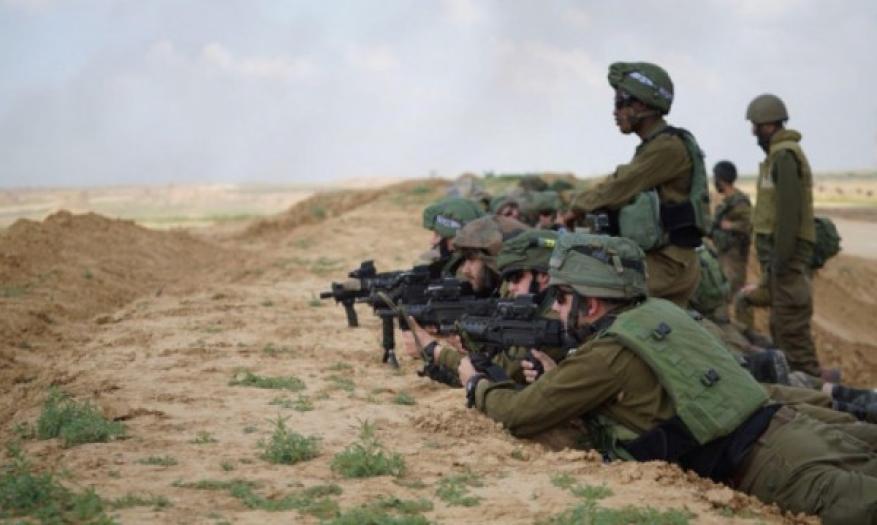 جيش الاحتلال يُصيب شخصًا على الحدود الأردنية