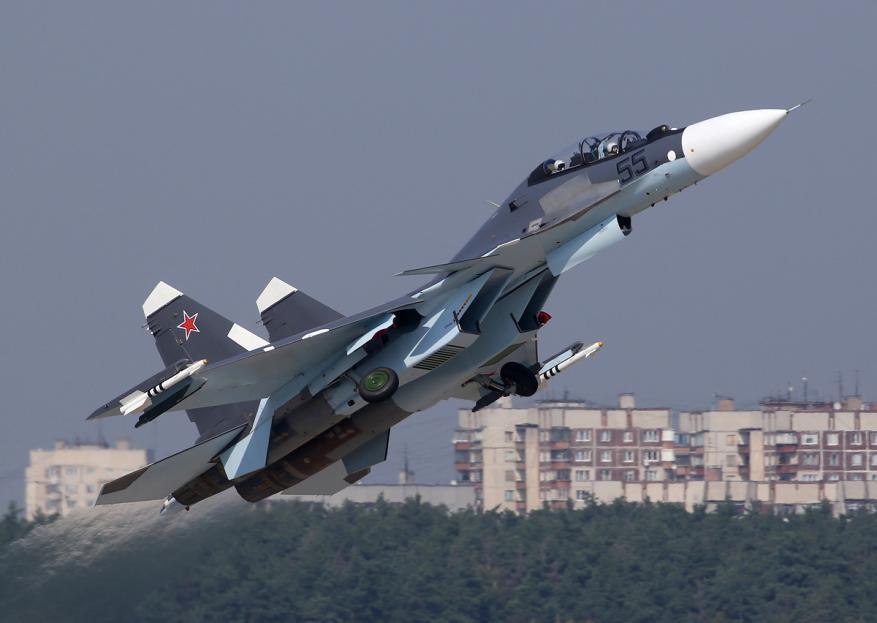 """روسيا تطور طائرتها الأقوى """"سوخوي"""" خلال 2018"""