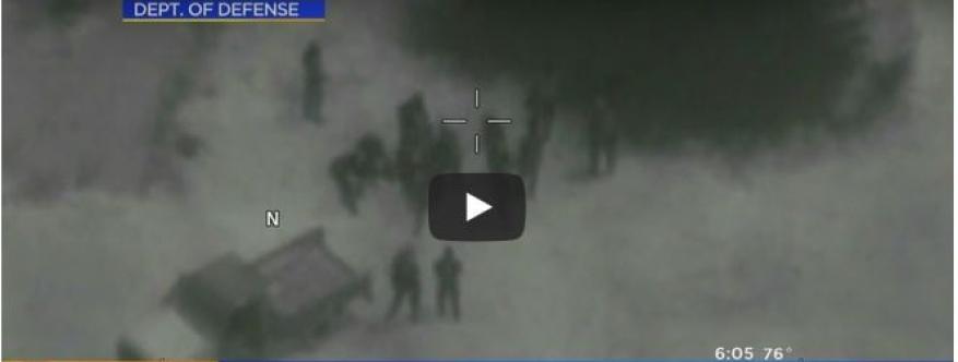 فيديو سري يكشف تفاصيل كمين وقعت فيه القوات الخاصة الأمريكية في النيجر