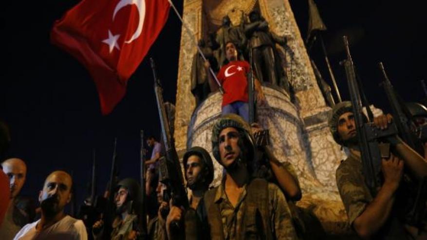 دولة عربية مولت إنقلاب تركيا .. من هي؟