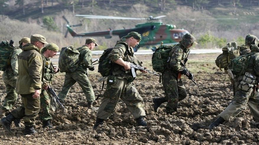 روسيا تنفي نشر قوات خاصة في مصر